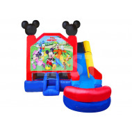 Castillos Inflables De Mickey Mouse