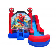 Combo Inflable De Spider Man