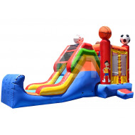 Castillo Inflable Tobogan