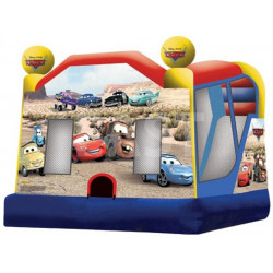 Disney Cars Inflable