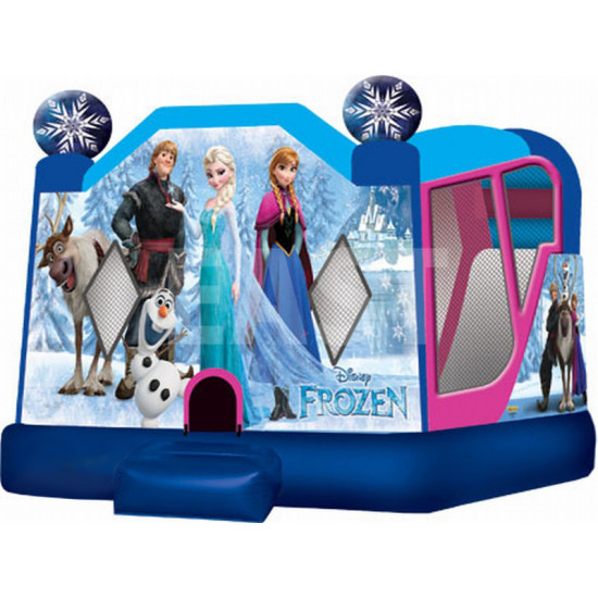 Castillo Inflable Frozen