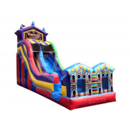 Tobogan Inflable Carnaval