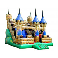 Tobogán Inflable Del Castillo Hinchable