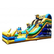 Tobogan Acuatico Inflable Minion
