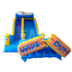 Tobogan Acuatico Inflable Wipeout