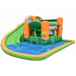 Tobogan Acuatico Inflable Splash And Slide