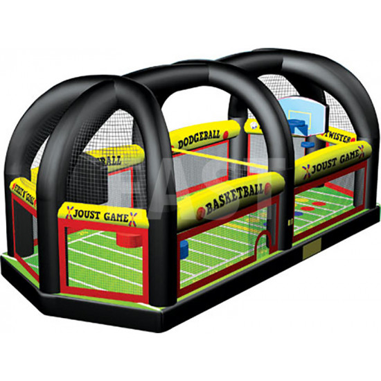 Arena Deportiva Inflable