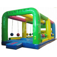 Juego Inflable De Guantelete