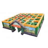 Laberinto Inflable