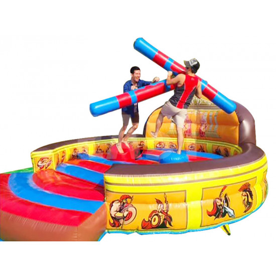 Gladiador Coliseo Inflable