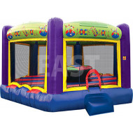 Rock N Roll Joust Inflable