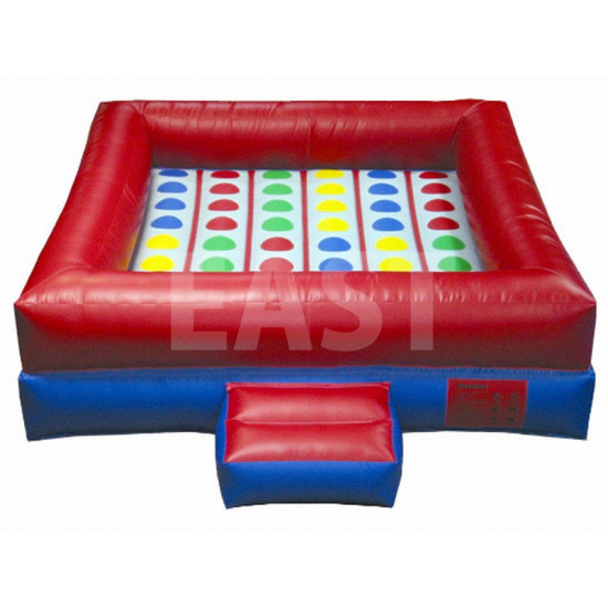 Juego Inflable De Twister