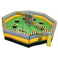 Meltdown Inflable