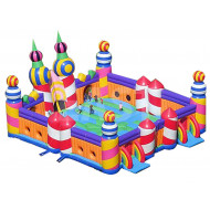 Castillo Inflable Grande