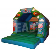 Castillo Hinchable De Peppa Pig