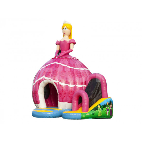 Castillo Hinchable Princess Disco Dome