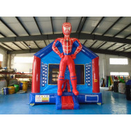 Gorila Inflable Spiderman