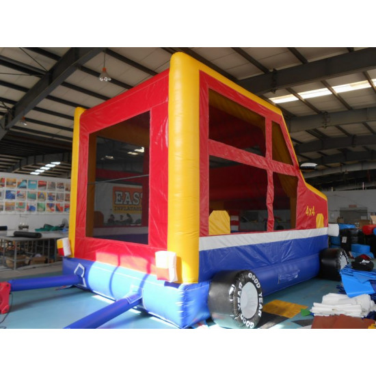 Monster Truck Inflable