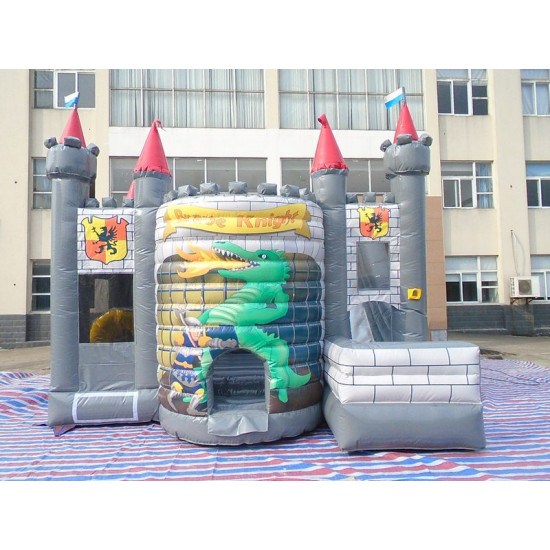Inflable De Castillo