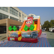 Tobogan Inflable De Disney Cars