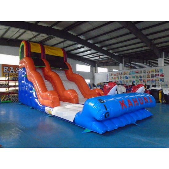 Tobogan Acuatico Inflable Big Kahuna