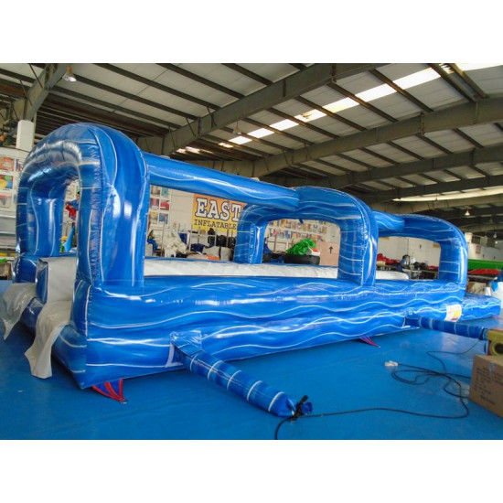 Doble Carril Surf N Slide Con Piscina