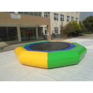 Trampolín Inflable Del Agua