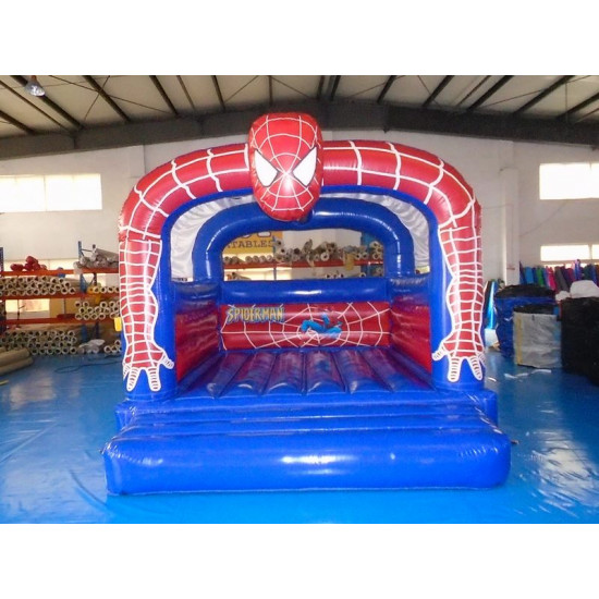 Castillo Hinchable Spiderman